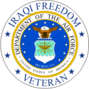 Iraqi Freedom Veteran 2 - Air Force
