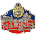 Marines Key Ring