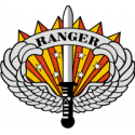 Korean Ranger Decal