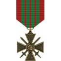 French Croix de Guerre Medal Decal