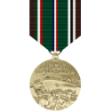 European-African-Middle Eastern Campaign Medal Decal
