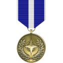 NATO Kosovo Medal Decal
