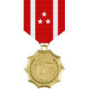 Philippine Defense Medal Decal