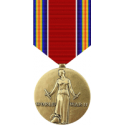 World War II Victory Medal Decal