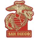 USMC EGA San Diego Magnet