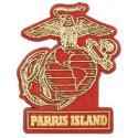 USMC EGA Parris Island Magnet