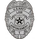Navy Police MAA Badge Decal