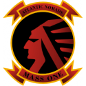 Marine Air Support Squadron 1 Decal