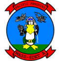 Marine Air Support Squadron 6 DET A Decal