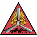 Marine Corps Air Station - New River Decal