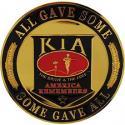 KIA Honor Emblem Medallion