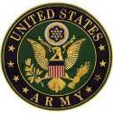 U.S. Army Emblem Medallion