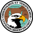 Multi Force Observers - Civilian Observer Unit  Decal