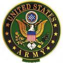 Army Crest Magnet
