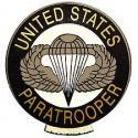 US Paratrooper Magnet