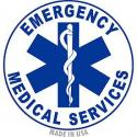 Emergency Medical Service Magnet