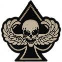 Death Spade Jump Wings Magnet