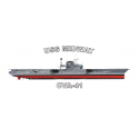 USS Franklin D Roosevelt (CVA-42), Decal