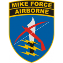 Mobile Strike Force Mike Force - II Corps Decal