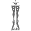 USAF Missile Maintenance Badge - Senior Decal