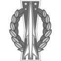 USAF Missile Operator Badge - Basic Decal
