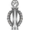 USAF Missile Operator Badge - Master Decal