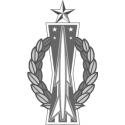 USAF Missile Operator Badge - Senior Decal