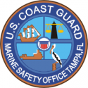 Marine Safety Office Tampa  Decal