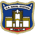 U.S. Naval Base Subic Bay Decal