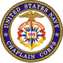Navy Chaplain Corps Decal