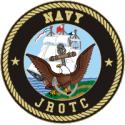 Navy JROTC Decal