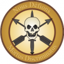 Nous D'Efions Mortus Discriminatus Decal
