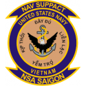 Navy Support Activity - Saigon Decal