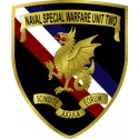 Naval Special Warfare Unit 2 Decal