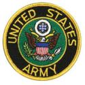 United States Army Crest Patch