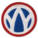 89th Sustainment Brigade / 89th Division Patch
