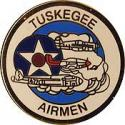 Army Air Corps WWII Tuskegee Airmen 99th Fighter Squadron Pin