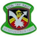 Special Forces Son Tay Raider Pin
