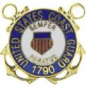 US Coast Guard Anchor Pin