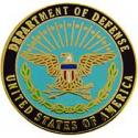 Department of Defense Pin