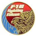 F-16 Fighting Falcon Pin