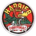 Marine Harrier Cherry Point Patch