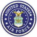 United States Air Force Crest Patch