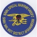 Naval Special Warfare Group 2 Patch