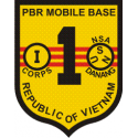 PBR Mobile Base One  Decal