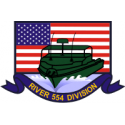 PBR River Division 554  Decal