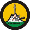 Pershing 2  Decal