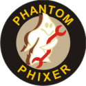 Phantom Phixer Decal