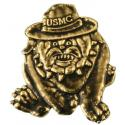 USMC Running Dog Campaign Lapel Pin