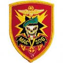 Vietnam Special Forces  MACVSOG Patch